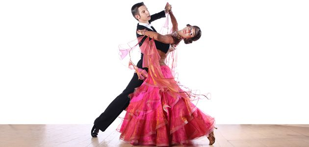 Bailes de Salón y Latinos Centro 1 Iniciación