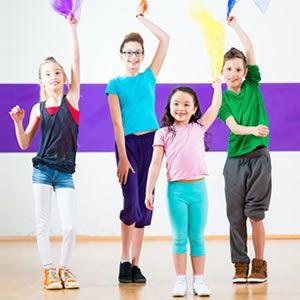 Danza Infantil - Academia de Baile Date un Respiro