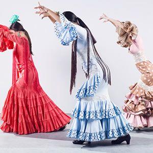 Sevillanas - Academia de Baile Date un Respiro